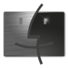 96x96px size png icon of Finder a