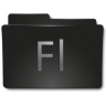 96x96px size png icon of Folders Adobe FL
