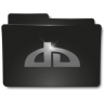 96x96px size png icon of Folders Deviant
