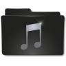 96x96px size png icon of Folders Itunes