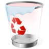 96x96px size png icon of Trash