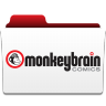 96x96px size png icon of Monkey Brain
