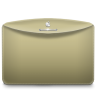 96x96px size png icon of Folder Color Beige