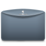 96x96px size png icon of Folder Color Grey Blue