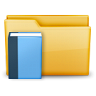 96x96px size png icon of Folder Book