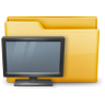 96x96px size png icon of Folder System
