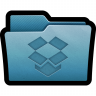 96x96px size png icon of Folder Dropbox