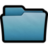 96x96px size png icon of Folder Mac