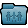 96x96px size png icon of Folder Sharepoint