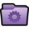 96x96px size png icon of Folder Smart Folder