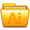 96x96px size png icon of Adobe Illustrator