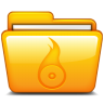 96x96px size png icon of Roxio