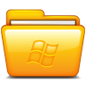 96x96px size png icon of Windows