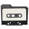 96x96px size png icon of cassette 2