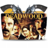 96x96px size png icon of Folder TV DEADWOOD