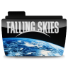 96x96px size png icon of Folder TV Falling Skies