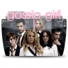 96x96px size png icon of Folder TV GOSSIP GIRL
