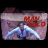 96x96px size png icon of Folder TV ManVSWild