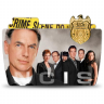96x96px size png icon of Folder TV NCIS