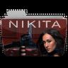 96x96px size png icon of Folder TV NIKITA