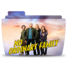 96x96px size png icon of Folder TV No Ordinary Family