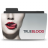 96x96px size png icon of Folder TV TRUEBLOOD