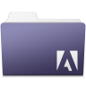 96x96px size png icon of Adobe After Effects Folder