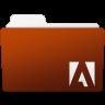96x96px size png icon of Adobe Bridge Folder
