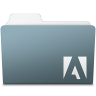 96x96px size png icon of Adobe Device Central Folder