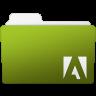 96x96px size png icon of Adobe Dreamweaver Folder