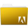 96x96px size png icon of Adobe Fireworks Folder