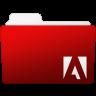 96x96px size png icon of Adobe Flash Folder