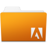 96x96px size png icon of Adobe Illustrator Folder