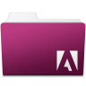 96x96px size png icon of Adobe InDesign Folder