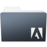 96x96px size png icon of Adobe Photoshop Lightroom Folder