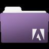 96x96px size png icon of Adobe Premiere Pro Folder