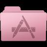 96x96px size png icon of Applications Folder Sakura