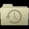 96x96px size png icon of Backup Folder Ash