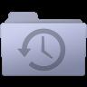 96x96px size png icon of Backup Folder Lavender