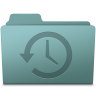 96x96px size png icon of Backup Folder Willow