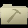96x96px size png icon of Developer Folder Ash