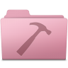 96x96px size png icon of Developer Folder Sakura