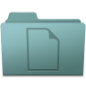 96x96px size png icon of Documents Folder Willow