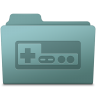 96x96px size png icon of Game Folder Willow