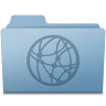 96x96px size png icon of GenericSharepoint Blue