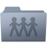 96x96px size png icon of GenericSharepoint New Graphite