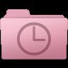 96x96px size png icon of History Folder Sakura