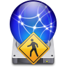 96x96px size png icon of IDisk Public