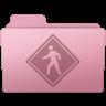 96x96px size png icon of Public Folder Sakura