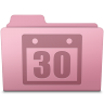 96x96px size png icon of Schedule Folder Sakura